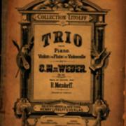 Trio pour Piano, Violon (ou flute) et Violoncelle