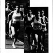 1993, Edinboro Men & Women Cross Country Track Team