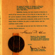 Pennsylvania Department of Public Instruction Authorization to Confer BS in Education Degrees, 1926