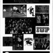 1998, Edinboro Volleyball Invitational