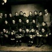 Football, 1925