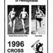 1996, Edinboro Men & Women Cross Country Track Team
