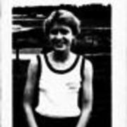 1981-82, Edinboro's Womens Cross Country Track Team
