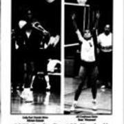 1993, Edinboro Women's Volleyball Guide