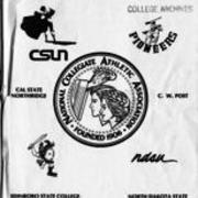 1982, Edinboro Women's Volleyball Championship