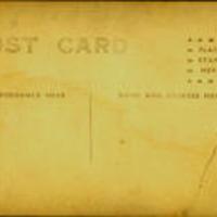 #1903 Modle School (verso)