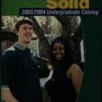 College Catalog