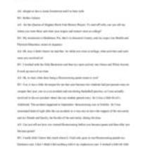 Carlson, Hollie Interivew Transcript