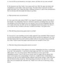 Stutz, Roslyn Interview Transcript