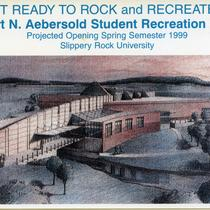 Robert N Aebersold Student Rec Center