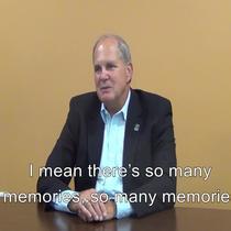 Mihalik, George Interview Video Clip