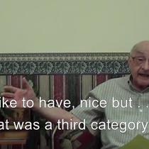 Como, Louis Interview Video Clip