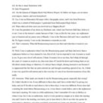 Sinchak, Judy Interview Transcript