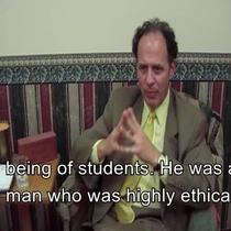 Baker, Eliott Interview Video Clip