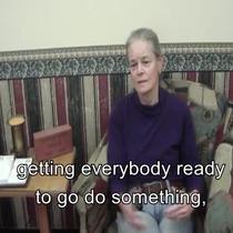 Rizza, Carolyn Interview Video Clip