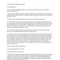 Gill-Jones, Linda Interview Transcript