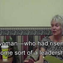 Condravy, Joan Interview Video Clip