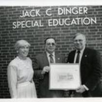 Jack Dinger Special Ed Building